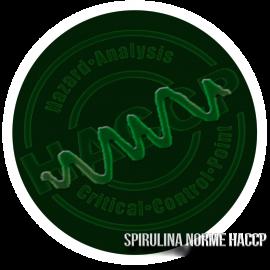 ✭ Norme HACCP microalgues - Spirulina ✭