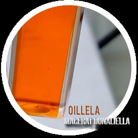 Oillela : Macérat Huileux de Dunaliella